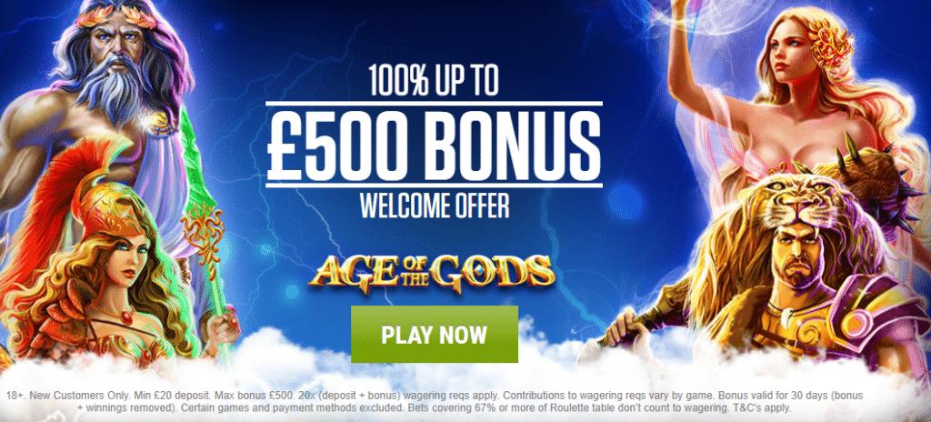 ladbrokes casino 500 pound promotions