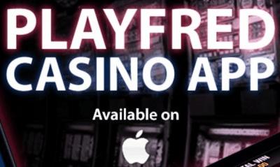 Betfred Casino iphone app