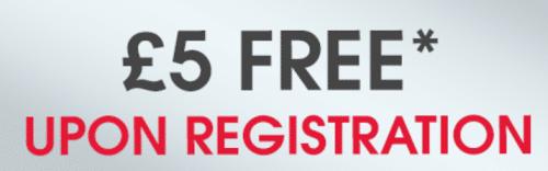 5 free credit