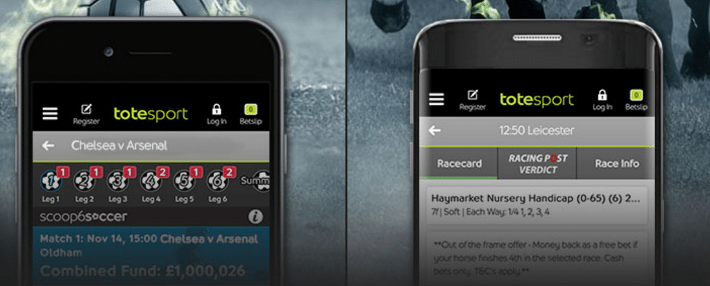 totesport apps