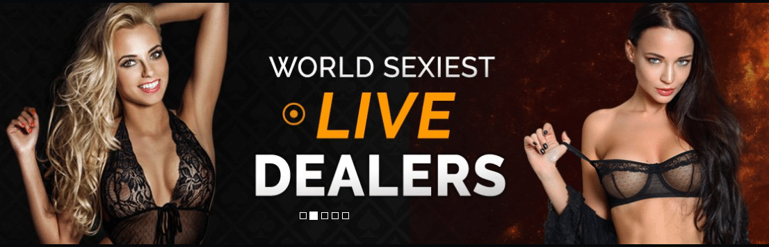 word sexiest live dealers