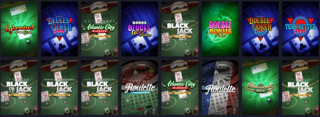 Twin.com Casino Games