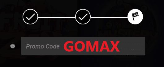 gowild casino promo code GOMAX