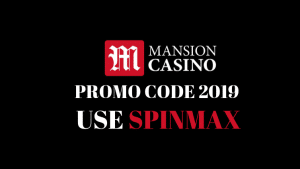 Mansion Casino Promo Code 2019: Enter * SPINMAX *