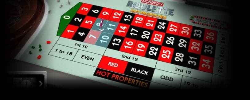 Monopoly Casino games