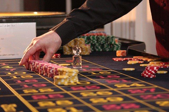 Mansion Casino roulette