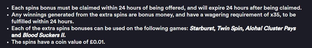 slotsmillion match bonus terms